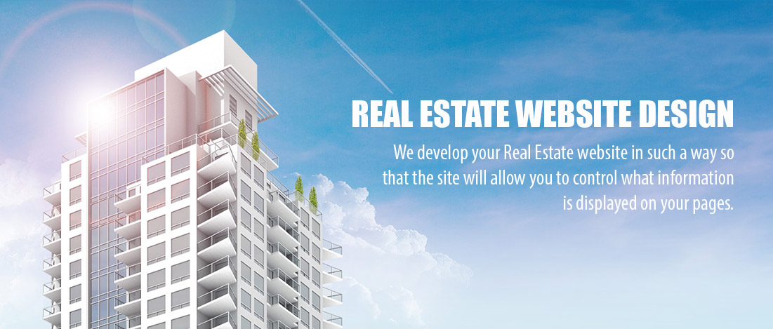 Real Estate Website & App Development in Quetta