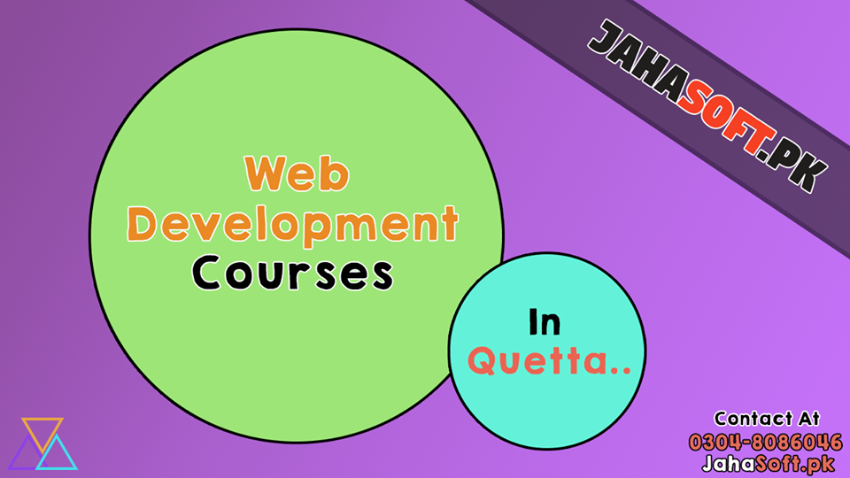 Web Development courses in Quetta