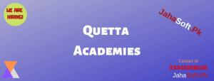 Quetta Academies Academy in Quetta Academy Website Academy Website in Quetta