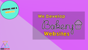 Bakery Website Development Services in Quetta