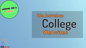 Collage Website Development Service College Website in Quetta Website Development In Quetta