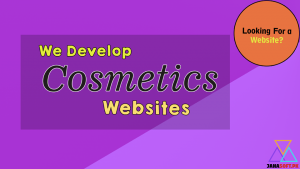 Cosmetic Website Development Services Cosmetic Website in Quetta Cosmetta Website Development in Quetta Website Development Services