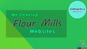 Flour Mills Website Development in Quetta