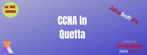 CCNA in Quetta
