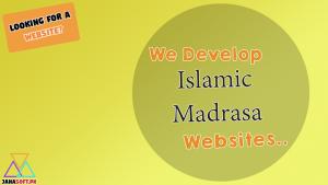 Islamic Madrasa Website Development in Quetta Islamic Madrasa Development in Quetta Islamic Madrasa Website