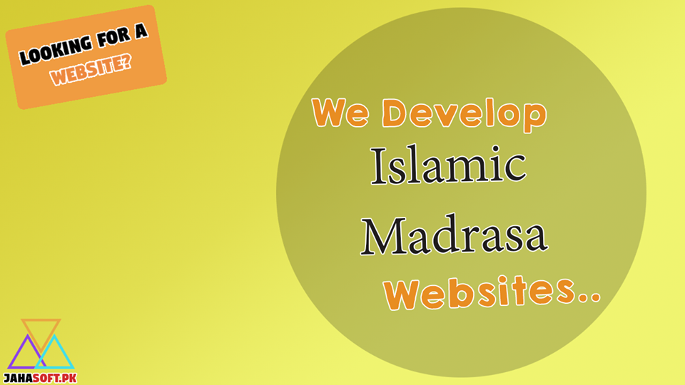 Islamic Madrasa Website Development in Quetta Islamic Madrasa Development in Quetta Islamic Madrasa Website