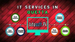 IT Services in Quetta