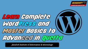 WordPress Course in Quetta