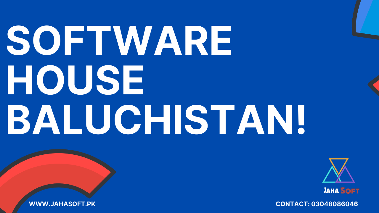 Software House of Baluchistan