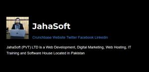 JahaSoft Best Startup Asia